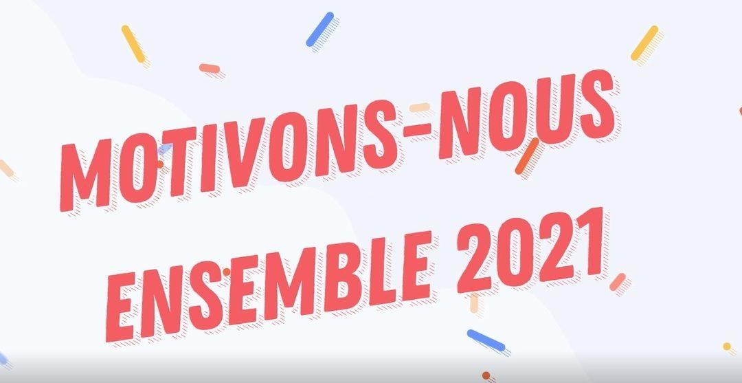 Motivons nous 2021 – Vidéo créée par l'équipe éducative et pédagogique du collège