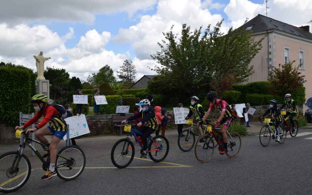 AS : Sortie Vélo – Mercredi 19 mai